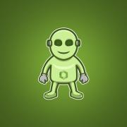 crypto company logo mascot