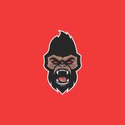 Ape logo mascot