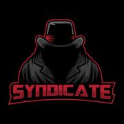 syndicate logo mascot