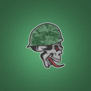 skull logo mascot