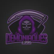 e sports logo mascot