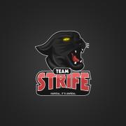 strife logo mascot