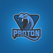 proton logo mascot